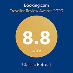 Booking.com Award 2020